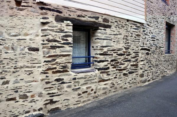 joint de mur en pierre - plechatel (35) - lepierre