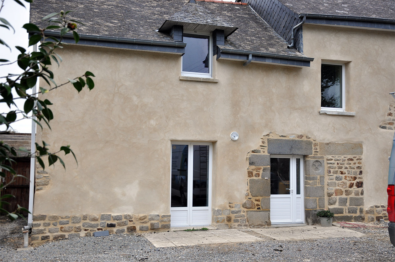 renovation geveze 35 lepierre maconnerielepierre maconnerie. Black Bedroom Furniture Sets. Home Design Ideas